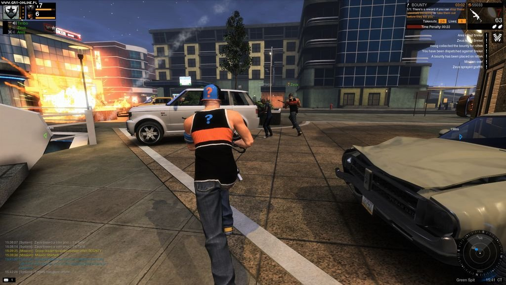 APB: Reloaded PC Gry Screen 42/75, Reloaded Games