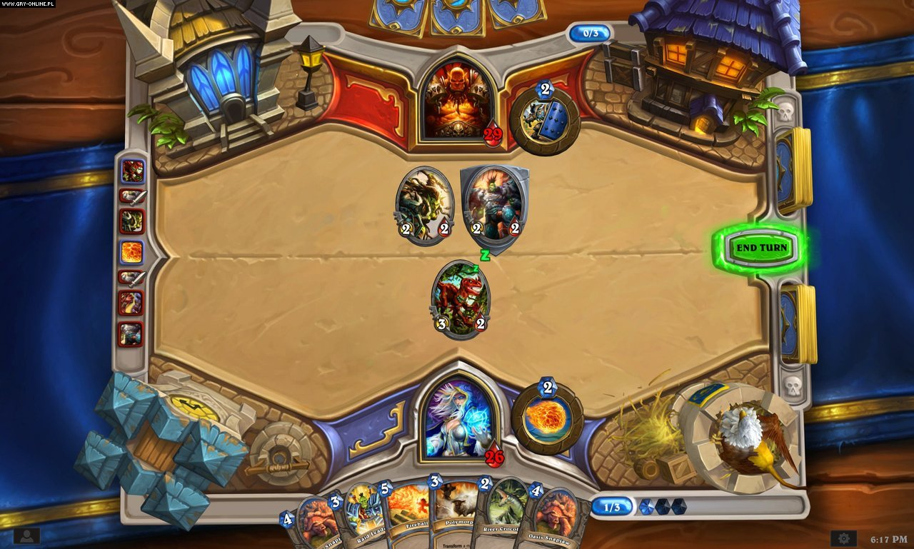 Hearthstone PC Gry Screen 2/9, Blizzard Entertainment