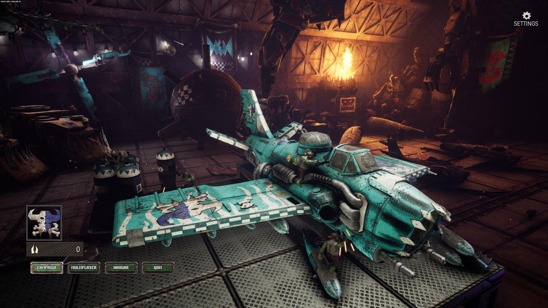 Warhammer 40.000: Dakka Squadron-Flyboyz Edition,