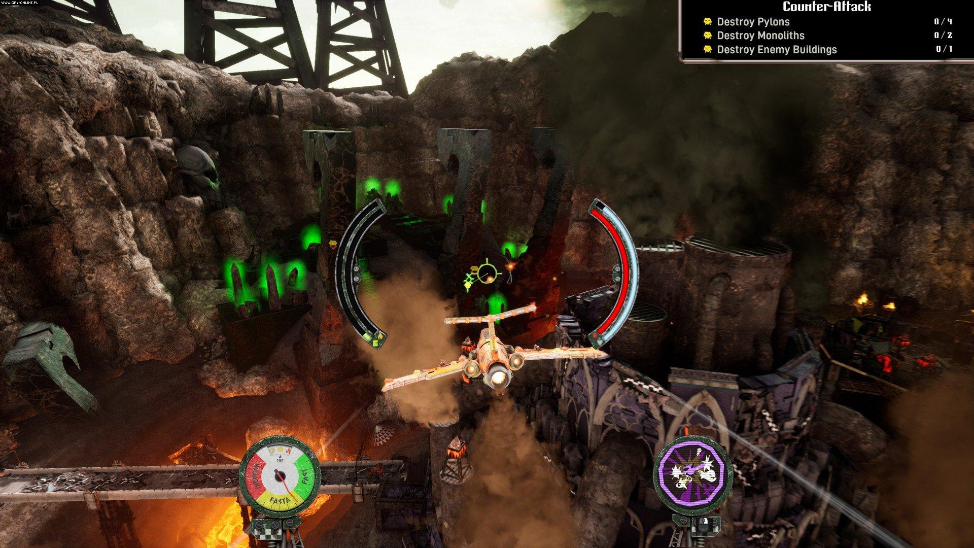 Warhammer 40.000: Dakka Squadron-Flyboyz Edition