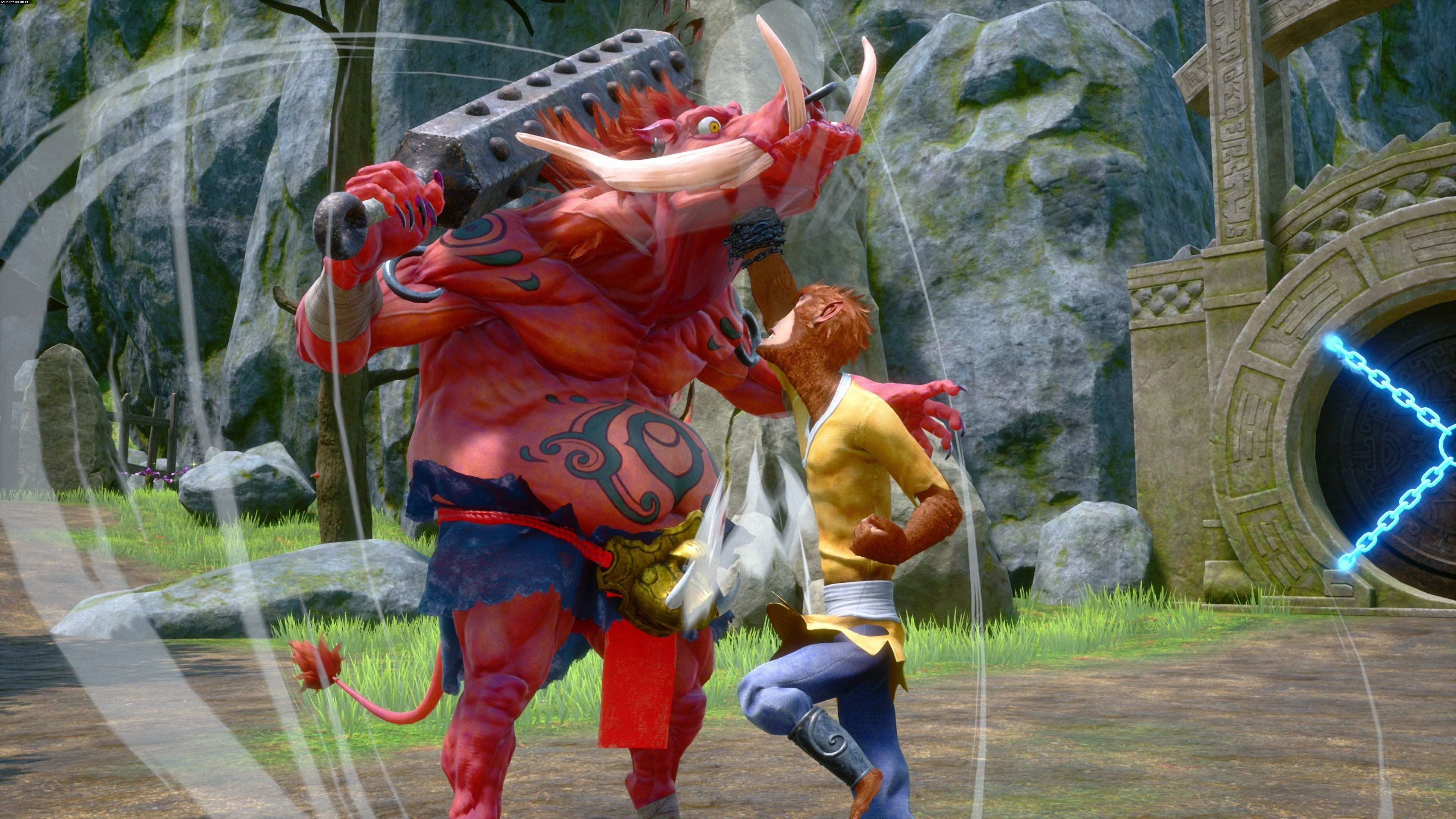 Monkey King: Hero Is Back PS4 Games Image 15/25, Hexa Drive, Oasis Games