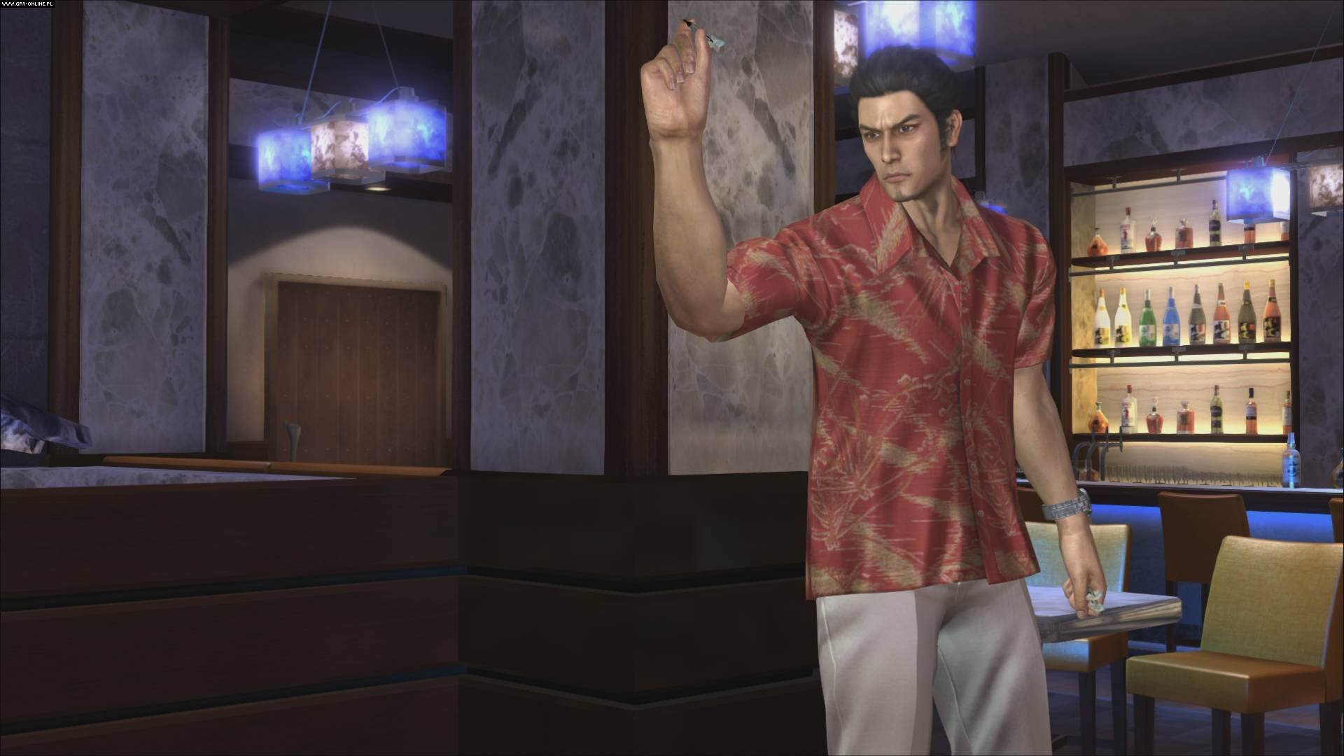 Yakuza 3 Remastered PS4 Gry Screen 6/45, SEGA