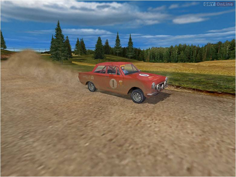 Rally Trophy PC Gry Screen 6/9, Bugbear Entertainment, JoWooD Entertainment AG