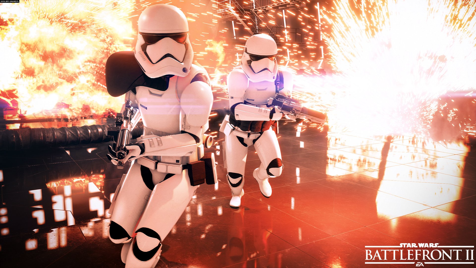 Star Wars: Battlefront II PC, XONE, PS4 Games Image 5/11, EA DICE / Digital Illusions CE, Electronic Arts Inc.