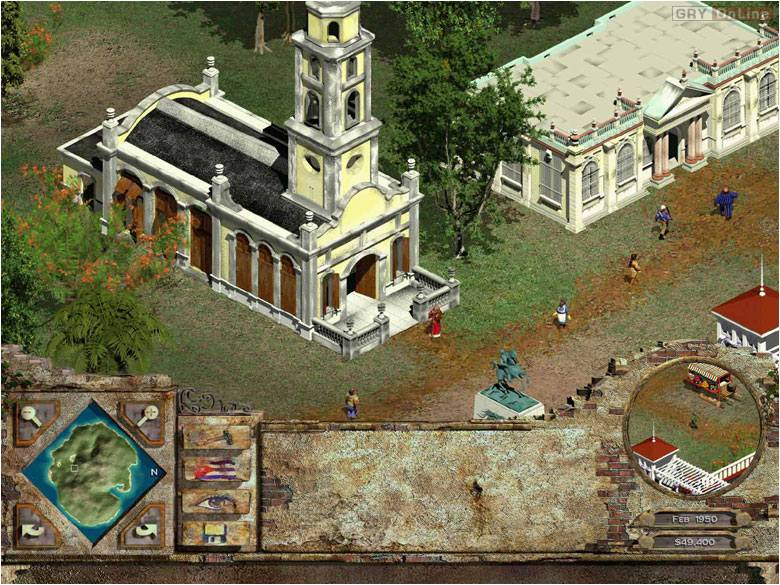 Tropico PC Gry Screen 9/9, PopTop Software, Gathering of Developers