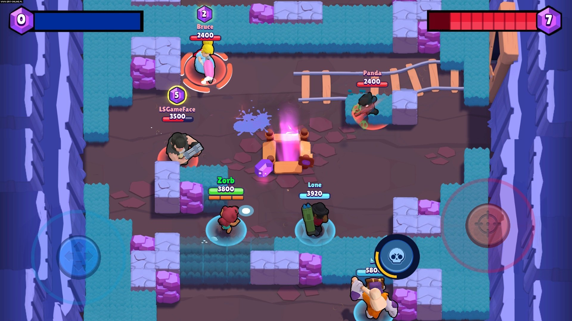 Brawl Stars iOS, AND Games Image 1/5, Supercell