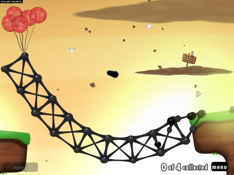 World of Goo PC, AND, iOS Gry Screen 2/67, 2D Boy
