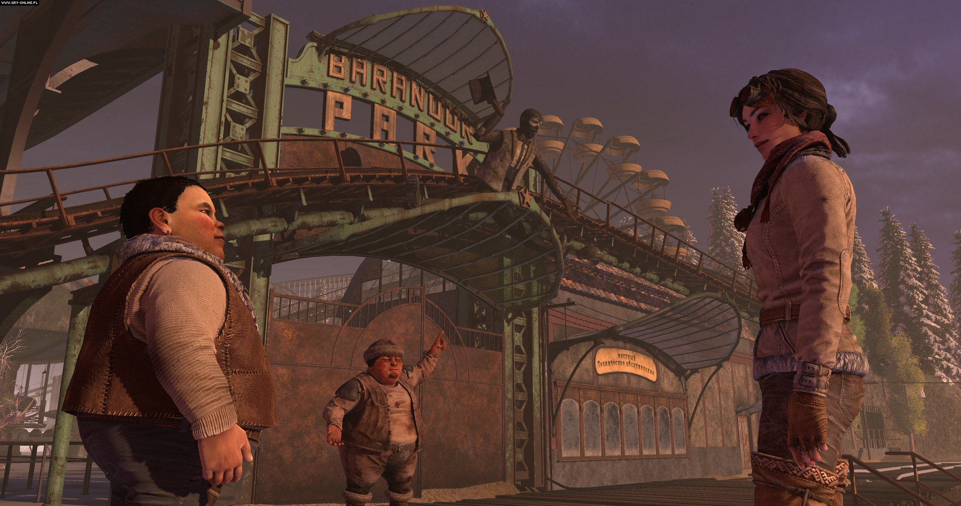 Syberia 3 PC, PS4, XONE Games Image 7/30, Microids/Anuman Interactive