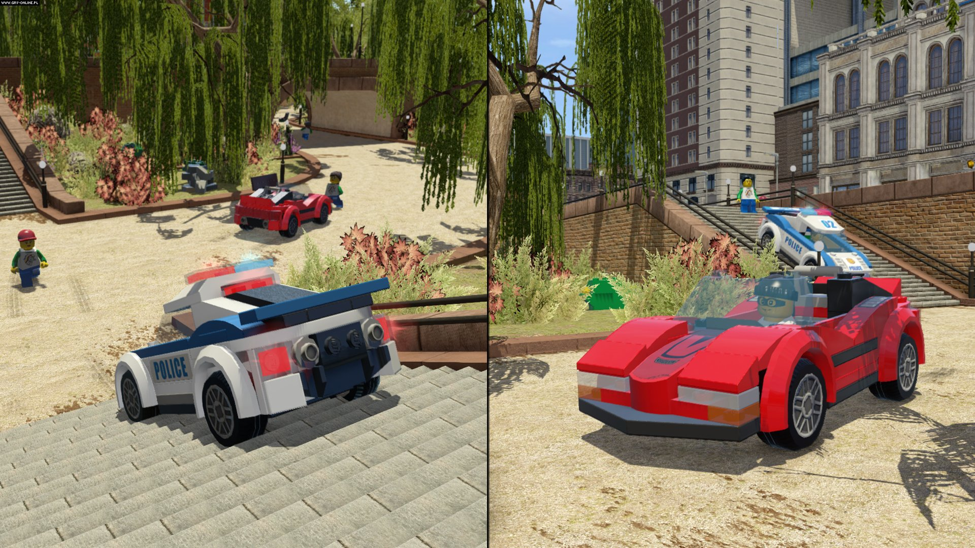 LEGO City: Undercover PC, PS4, XONE, Switch Games Image 4/89, Traveller's Tales / TT Games, Warner Bros. Interactive Entertainment
