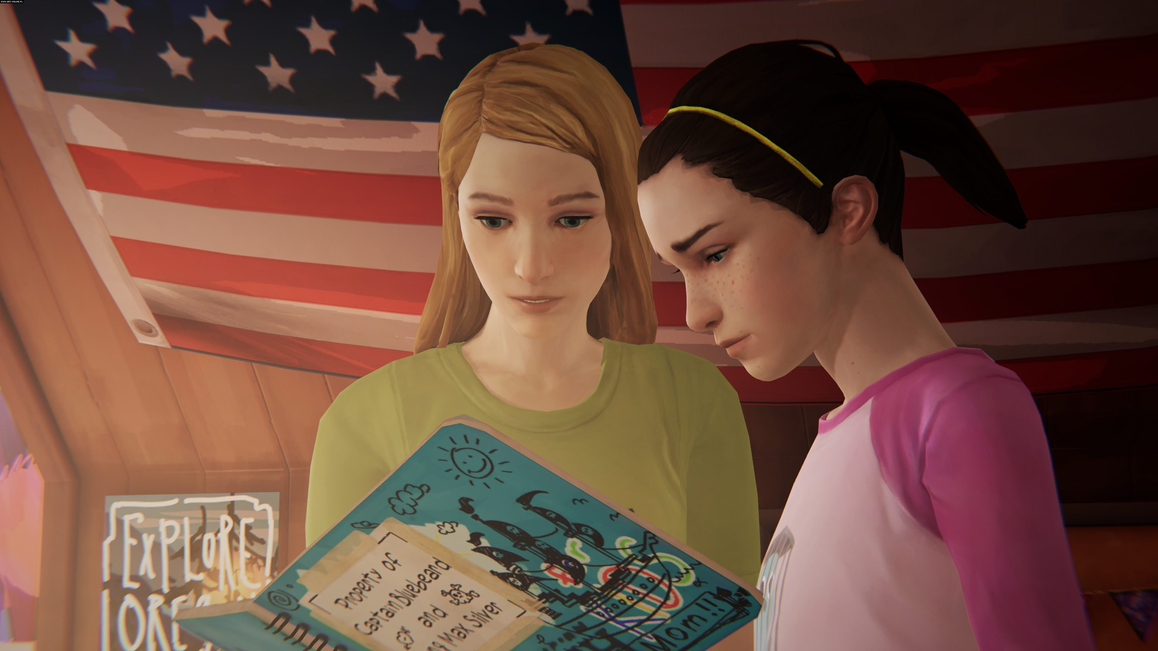 Life is Strange: Before the Storm PC, PS4, XONE Gry Screen 3/42, Deck Nine/Idol Minds, Square Enix