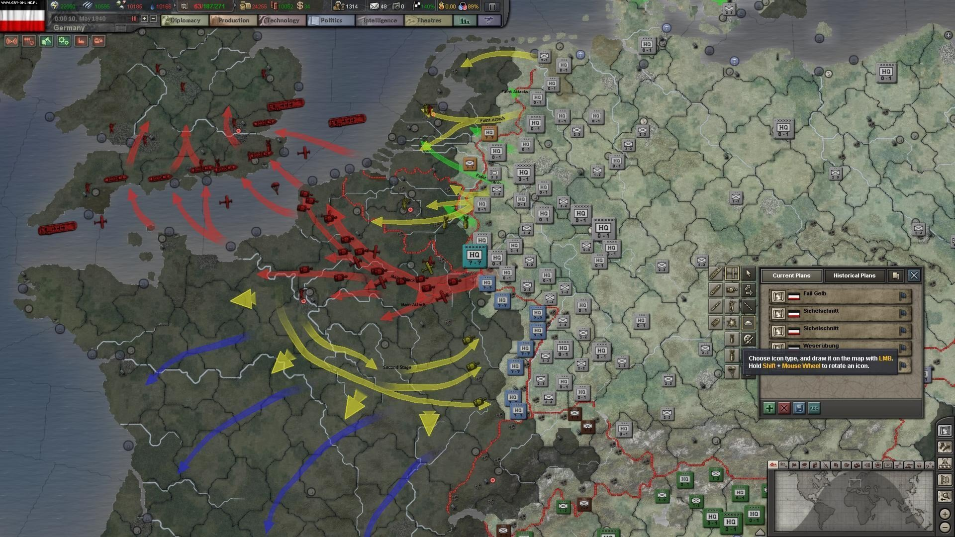 hearts of iron 3 online spielen