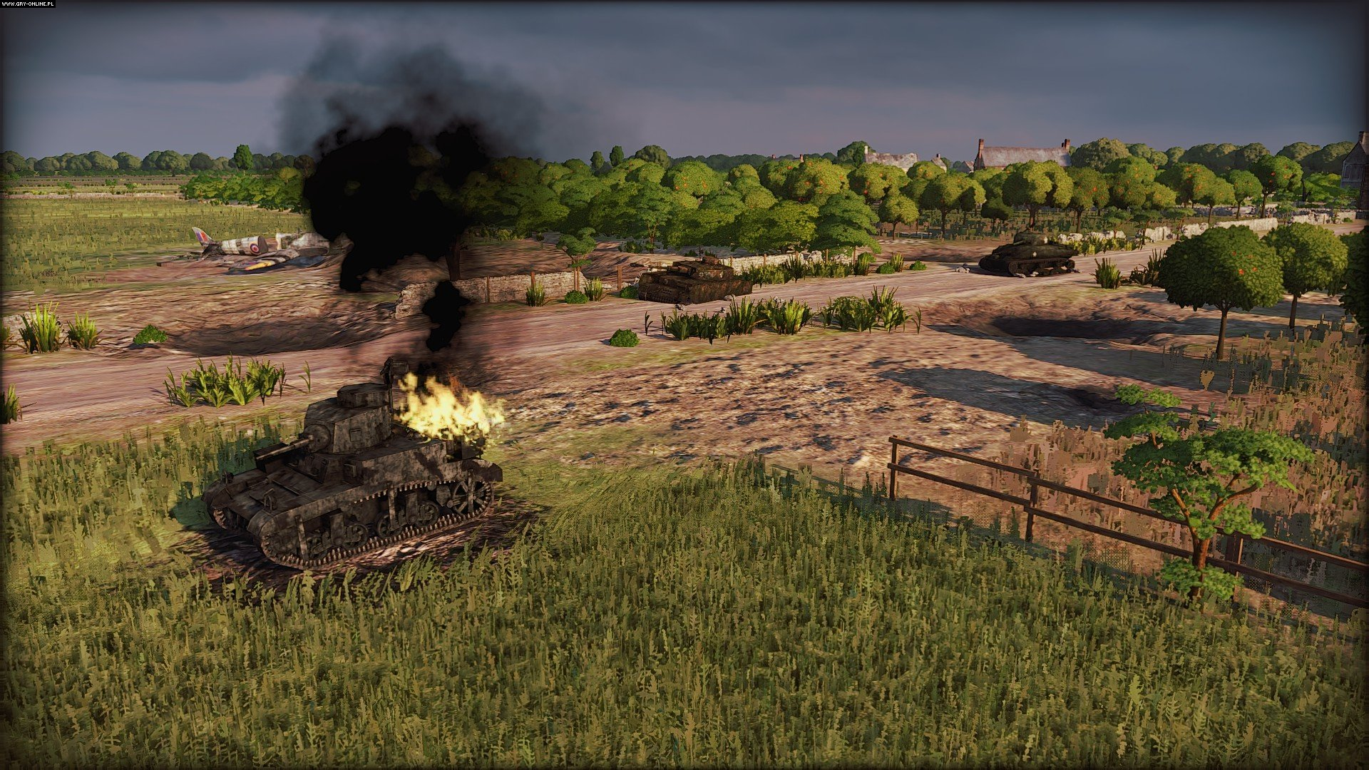 Steel Division: Normandy 44 PC Games Image 20/37, Eugen Systems, Paradox Interactive