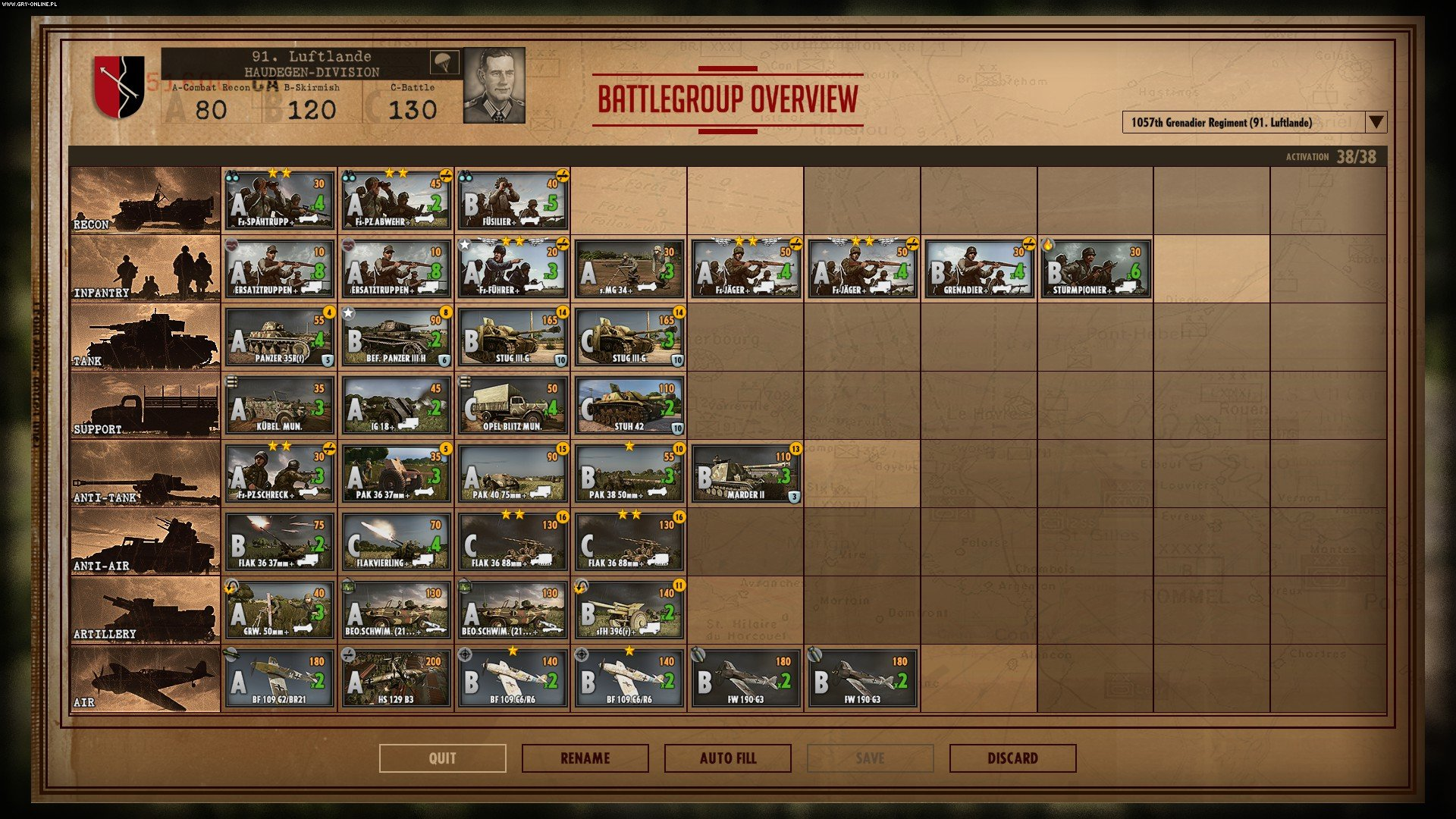 Steel Division: Normandy 44 PC Games Image 6/37, Eugen Systems, Paradox Interactive
