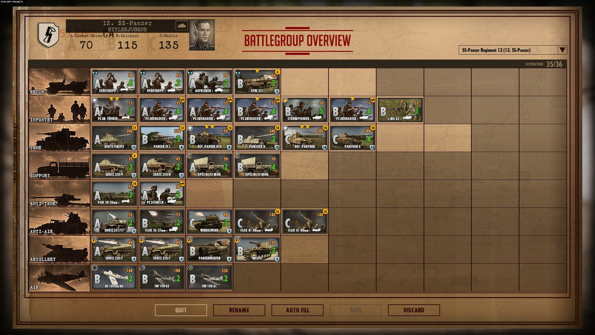 Steel Division: Normandy 44 PC Games Image 19/37, Eugen Systems, Paradox Interactive