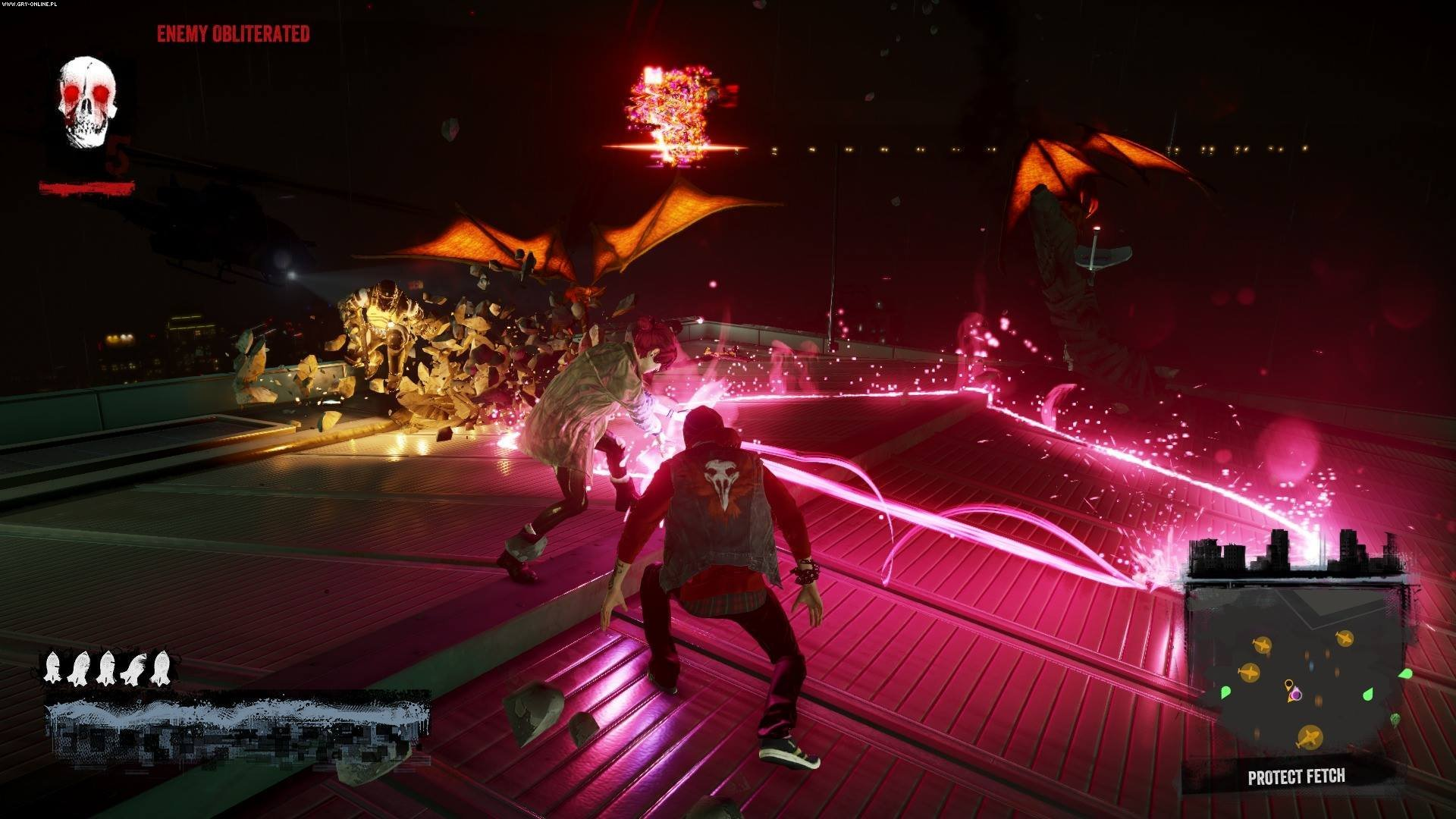 inFamous: Second Son PS4 Games Image 15/138, Sucker Punch, Sony Interactive Entertainment