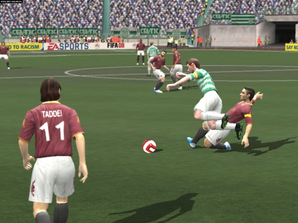 FIFA 08 PC Games Image 62/120, EA Sports, Electronic Arts Inc.