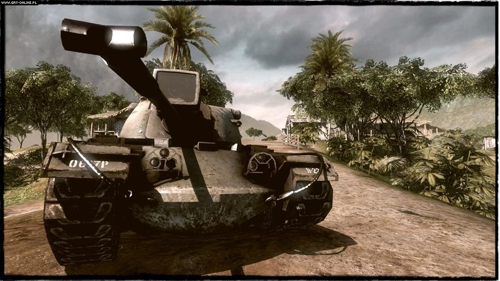 Battlefield: Bad Company 2 - Vietnam X360 Gry Screen 120/124, EA DICE / Digital Illusions CE, Electronic Arts Inc.