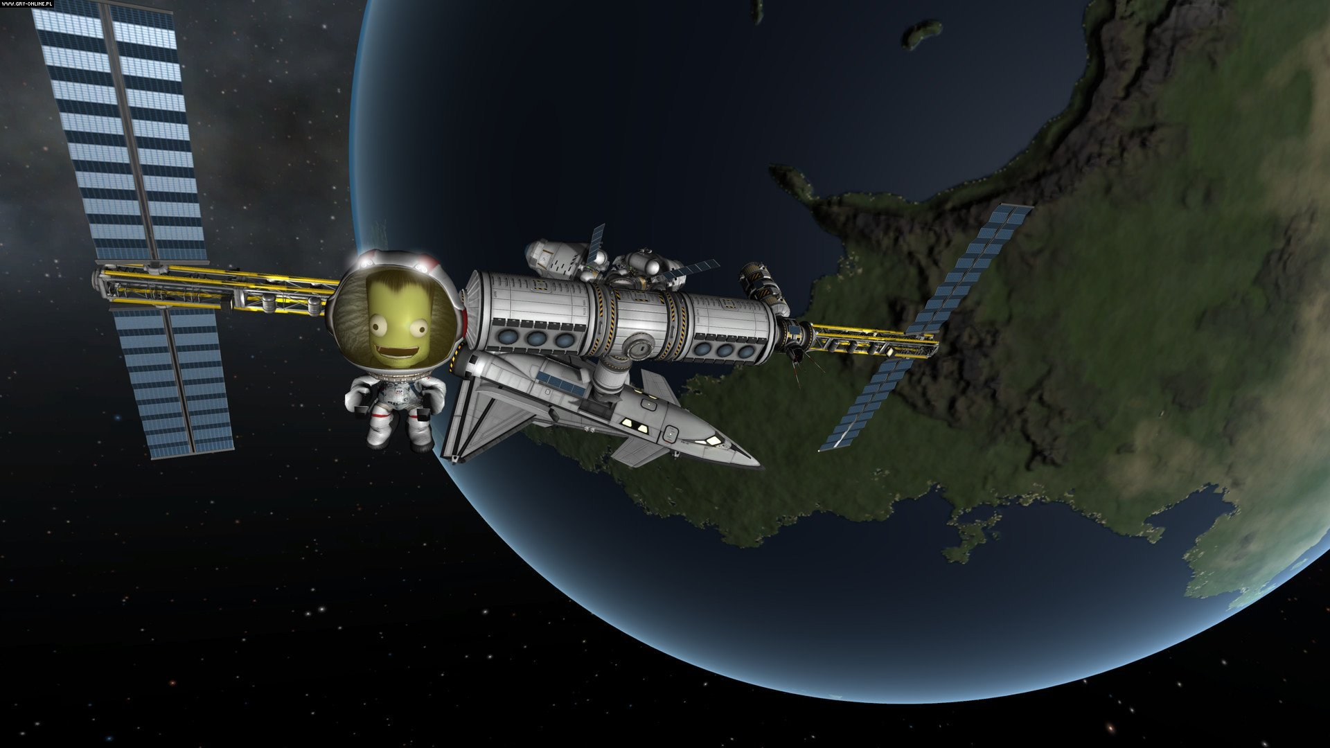 Kerbal Space Program PC Gry Screen 2/49, Squad