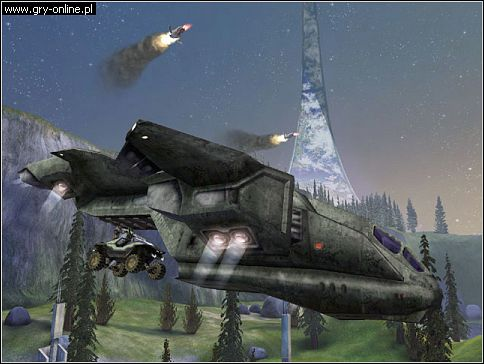 Halo: Combat Evolved XBOX Gry Screen 5/63, Bungie Software, Xbox Game Studios / Microsoft Studios