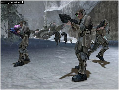 Halo: Combat Evolved XBOX Gry Screen 1/63, Bungie Software, Xbox Game Studios / Microsoft Studios