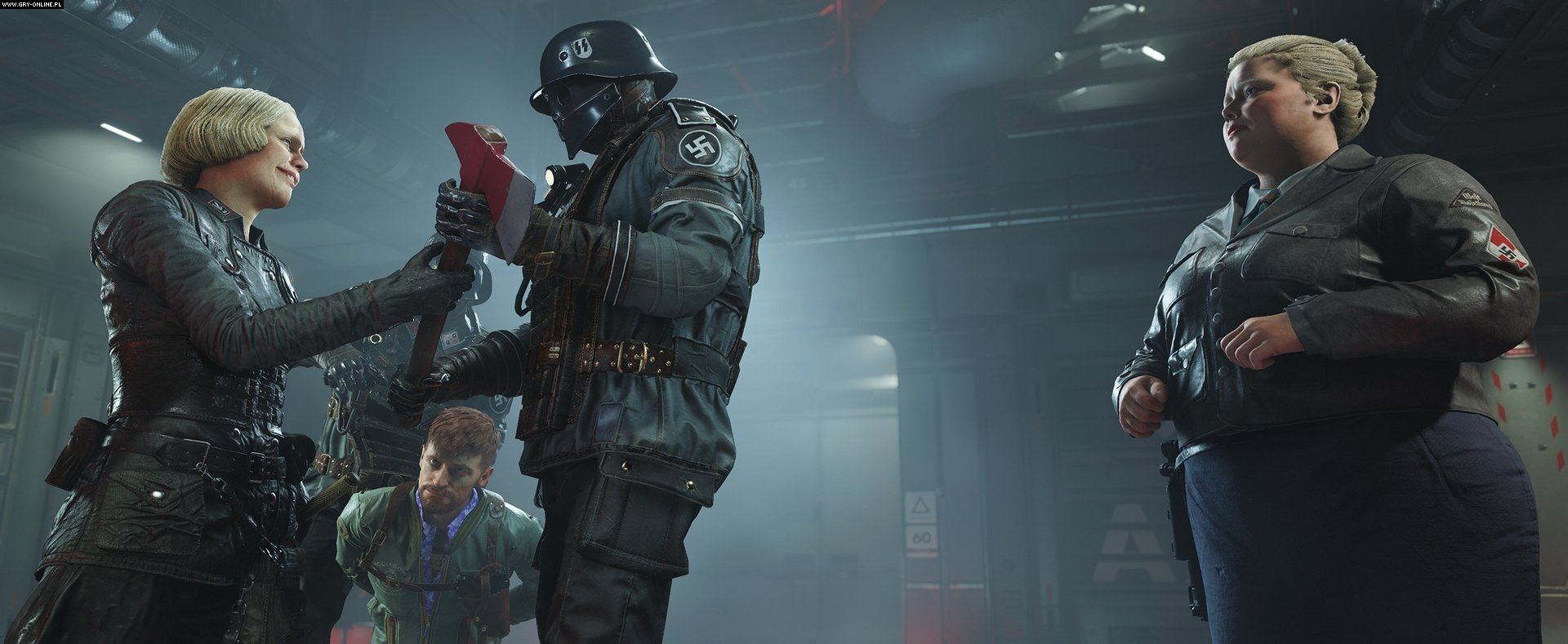 Wolfenstein II: The New Colossus PC, XONE, PS4 Games Image 7/8, Machine Games, Bethesda Softworks