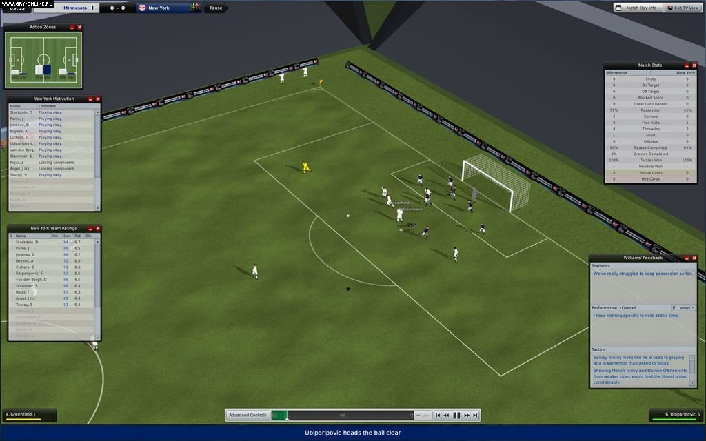 Football Manager 2009 PC Gry Screen 5/29, Sports Interactive, SEGA