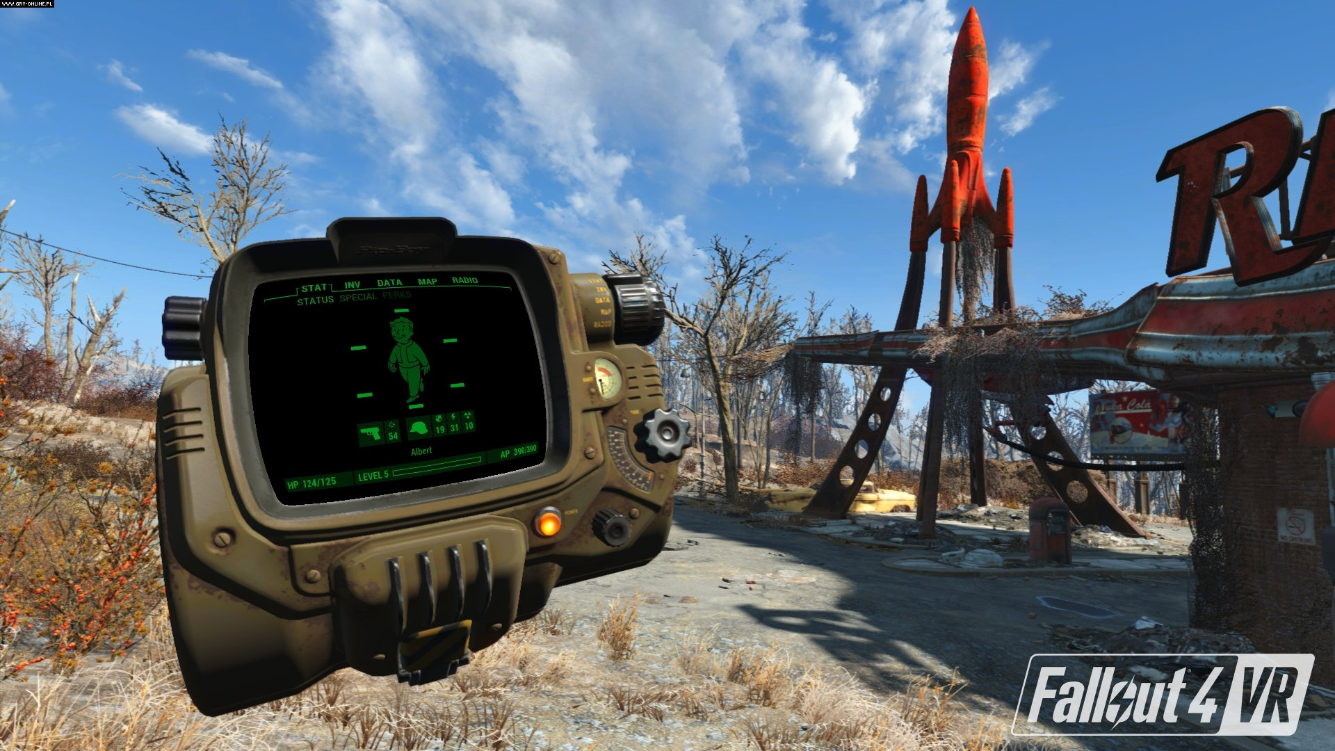 Fallout 4 VR PC Gry Screen 3/5, Bethesda Softworks