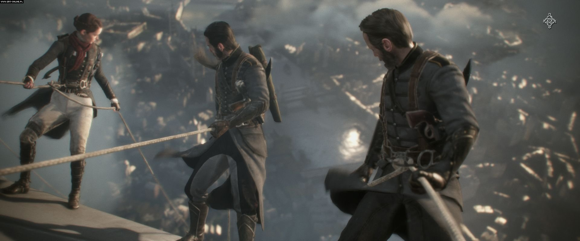 The Order: 1886 PS4 Games Image 5/69, Ready At Dawn Studios, Sony Interactive Entertainment
