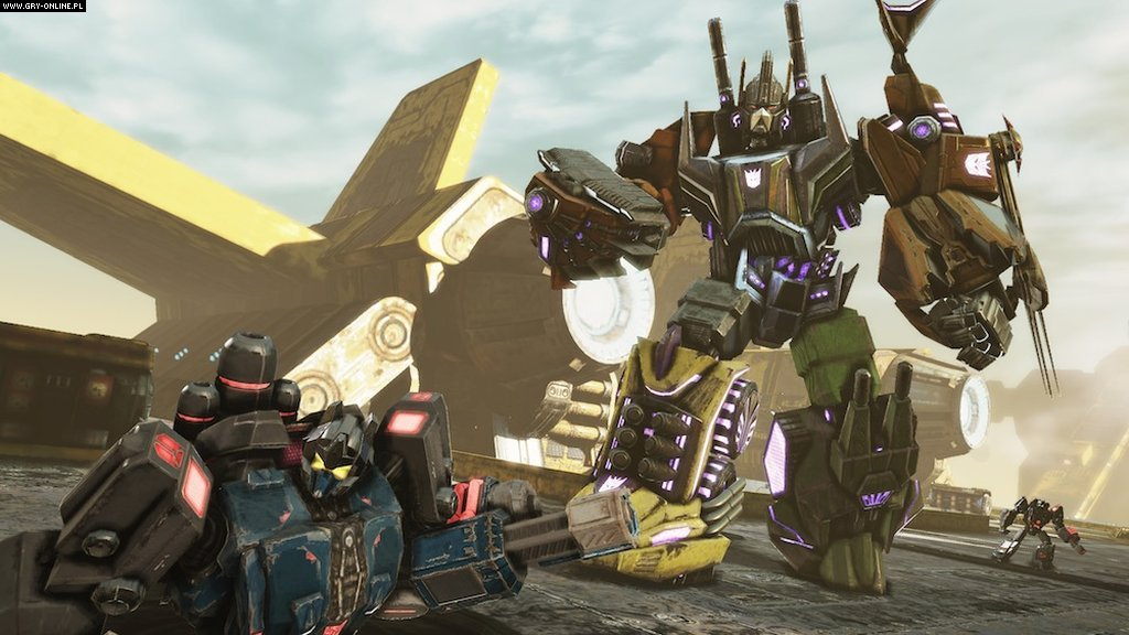 Transformers: Upadek Cybertronu PC, X360, PS3 Gry Screen 121/136, High Moon Studios, Activision Blizzard
