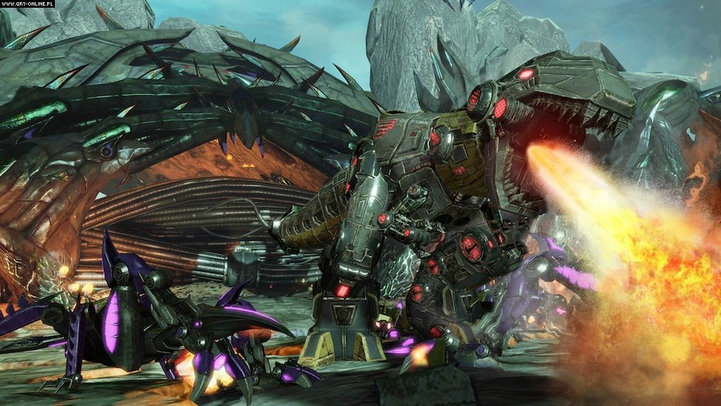 Transformers: Upadek Cybertronu PC, X360, PS3 Gry Screen 114/136, High Moon Studios, Activision Blizzard