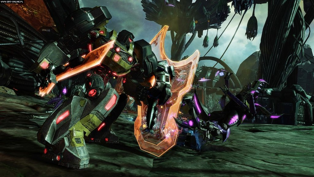 Transformers: Upadek Cybertronu PC, X360, PS3 Gry Screen 112/136, High Moon Studios, Activision Blizzard