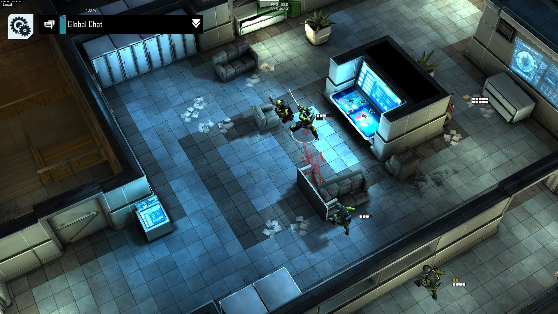 Shadowrun Chronicles: Boston Lockdown PC Gry Screen 8/21, Cliffhanger Productions, THQ Nordic / Nordic Games