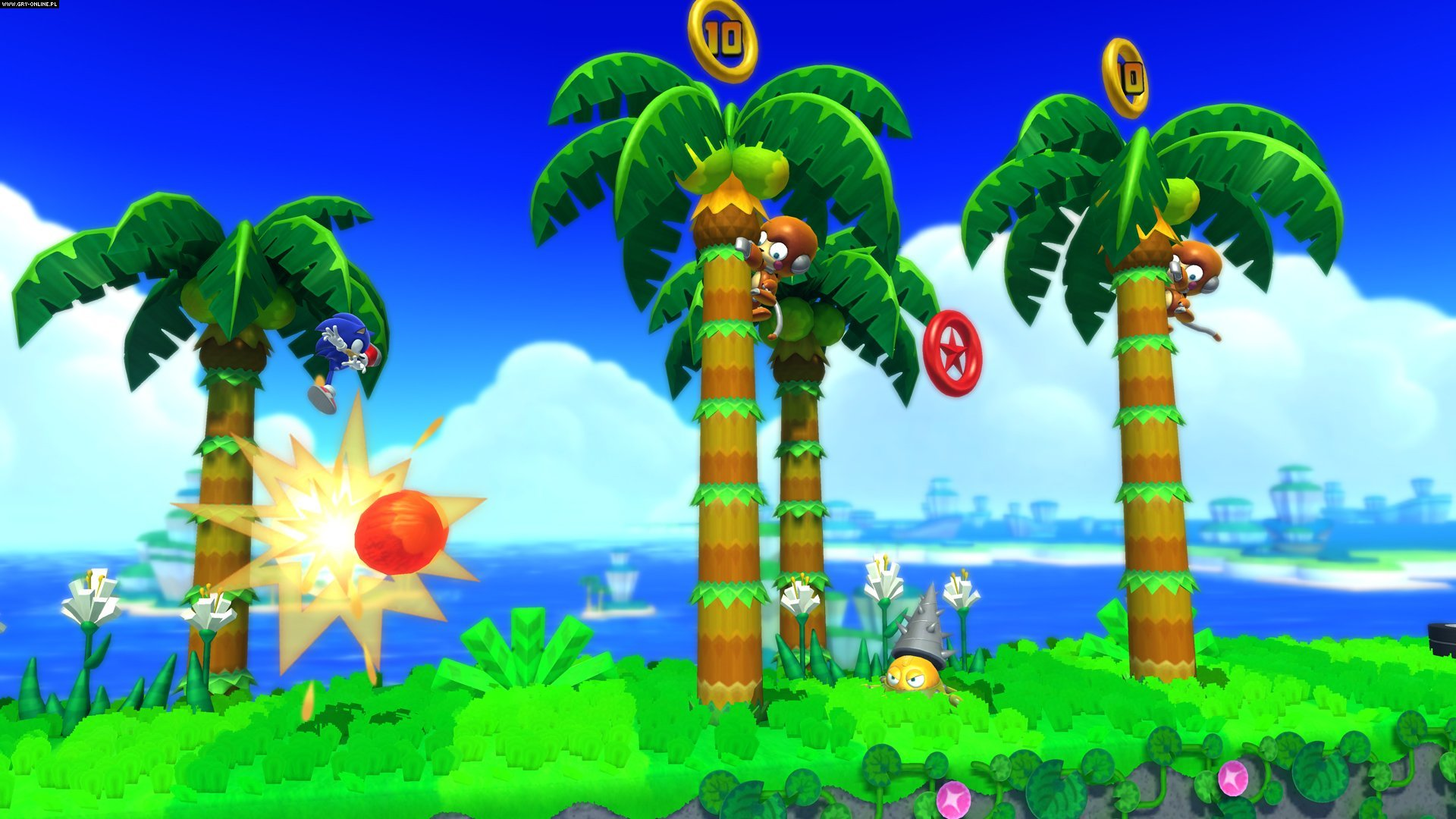Sonic Lost World PC, WiiU Gry Screen 38/94, Sonic Team, SEGA