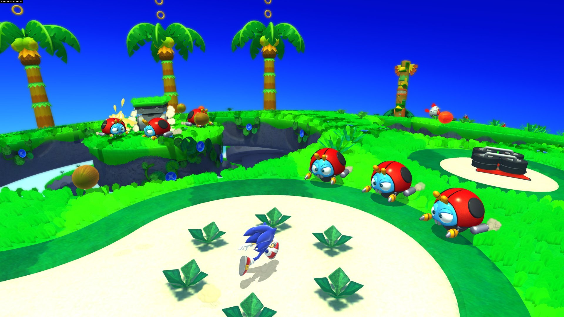 Sonic Lost World PC, WiiU Gry Screen 37/94, Sonic Team, SEGA