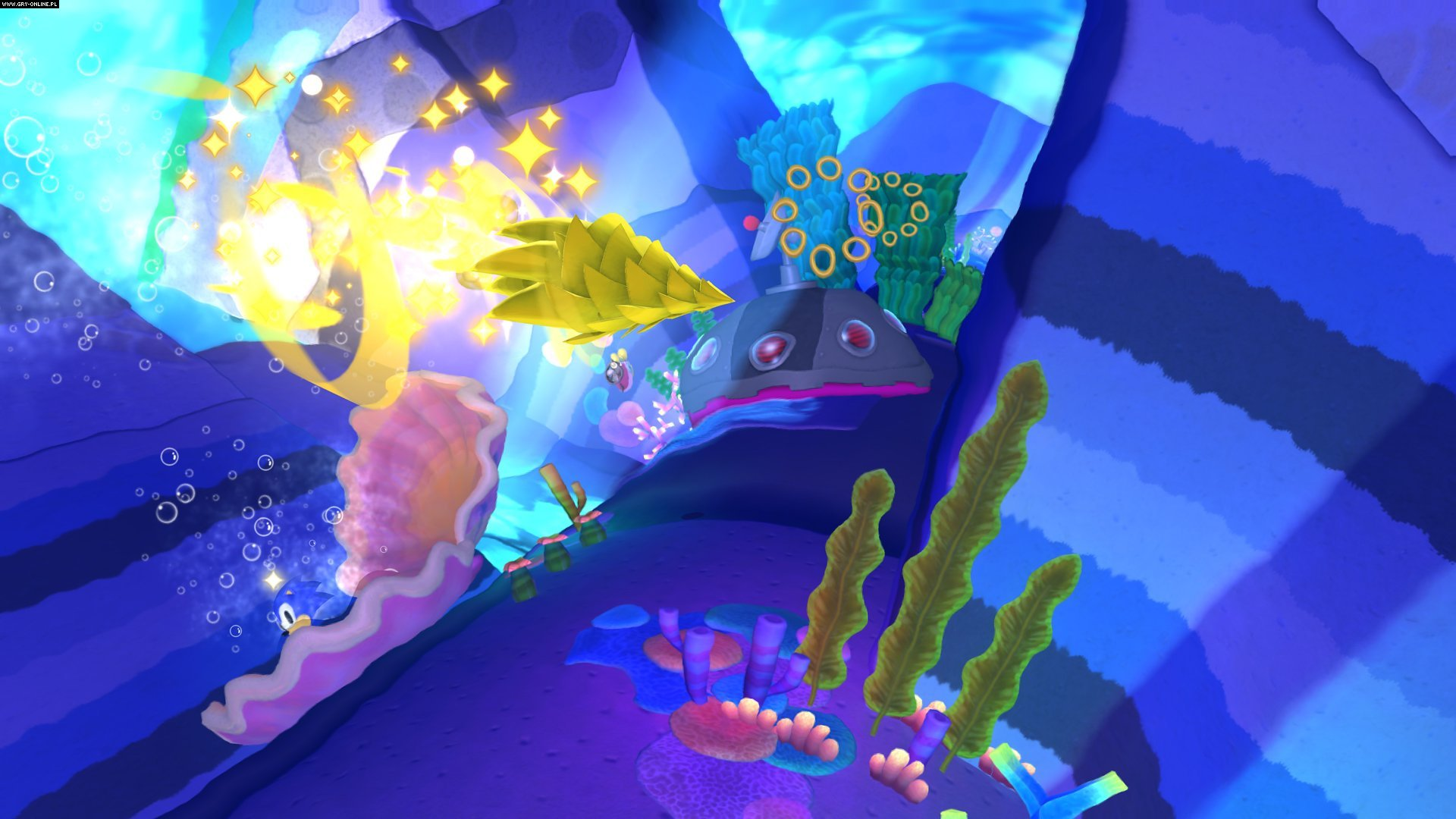 Sonic Lost World PC, WiiU Gry Screen 32/94, Sonic Team, SEGA