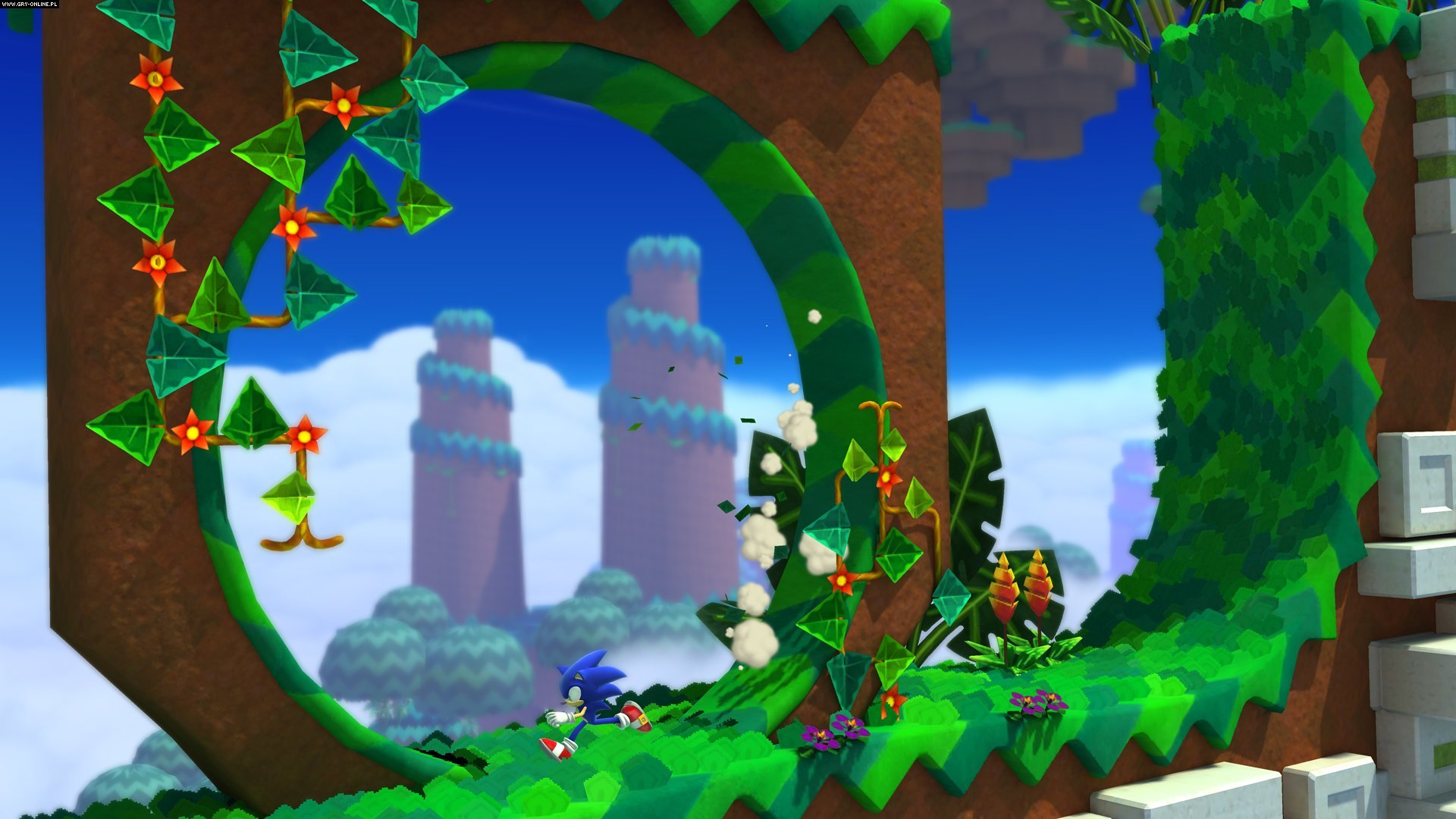Sonic Lost World PC, WiiU Gry Screen 30/94, Sonic Team, SEGA