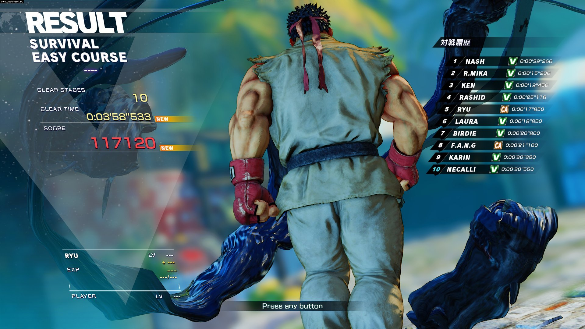 Street Fighter V PC, PS4 Games Image 73/226, Capcom