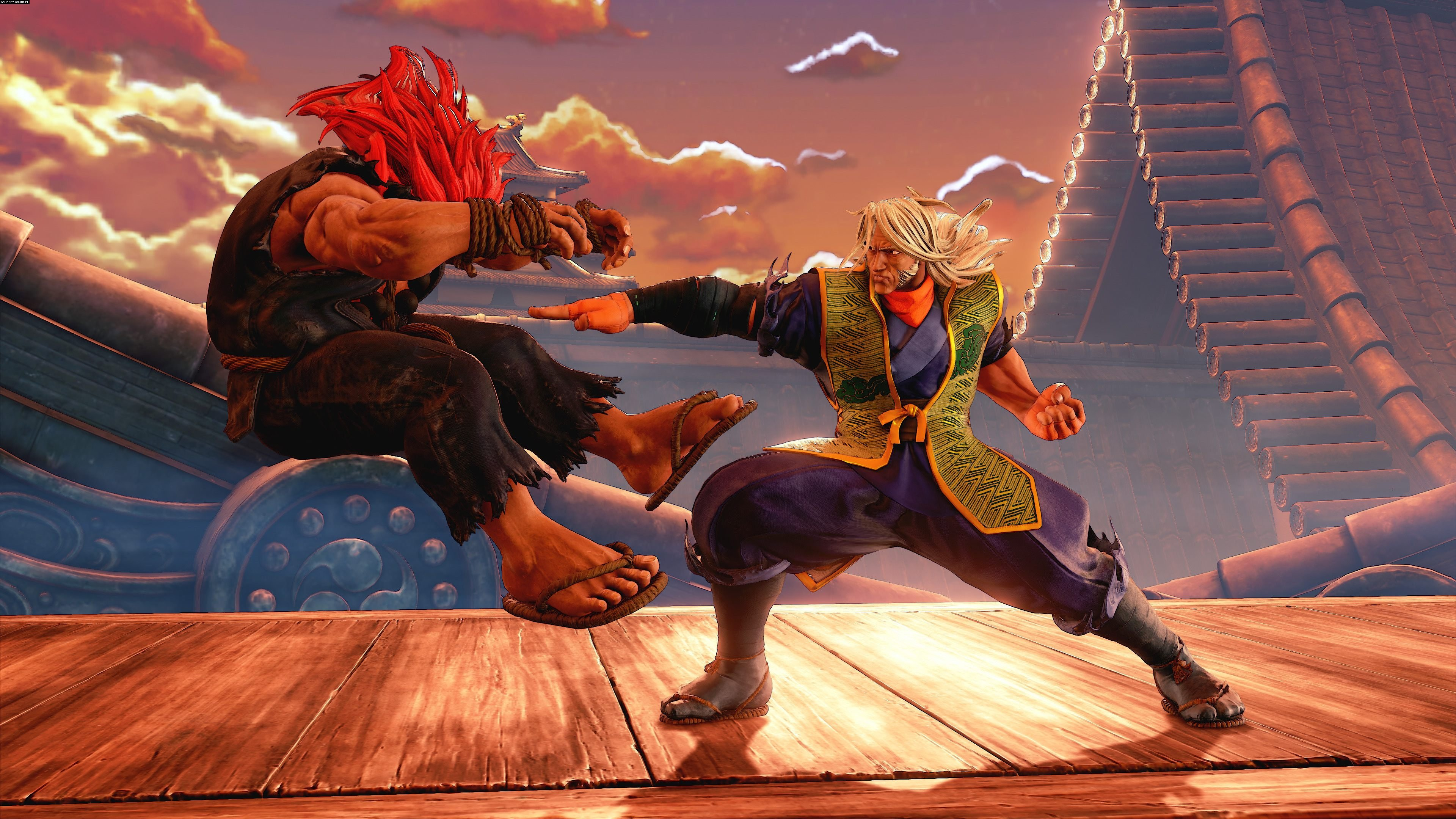 Street Fighter V PC, PS4 Games Image 6/283, Capcom