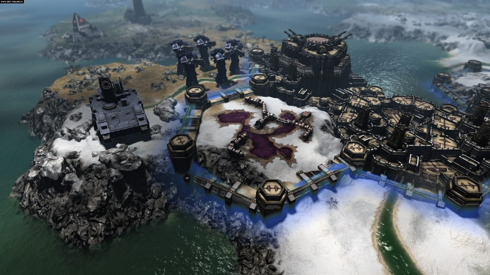 Warhammer 40,000: Gladius - Relics of War PC Gry Screen 4/6, Proxy Studios, Matrix Games/Slitherine