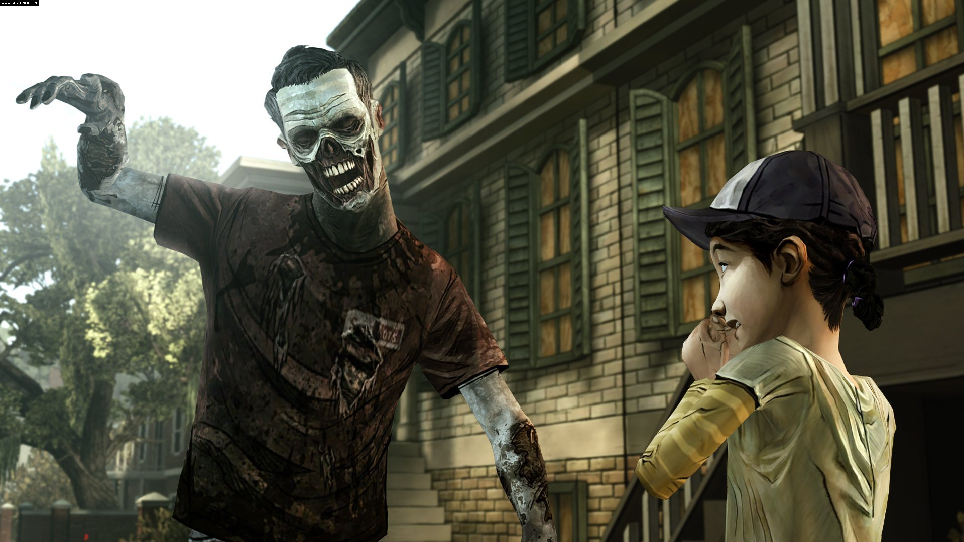 The Walking Dead: Season One - screen z gry 8/30 (PC, X360, PS3, AND