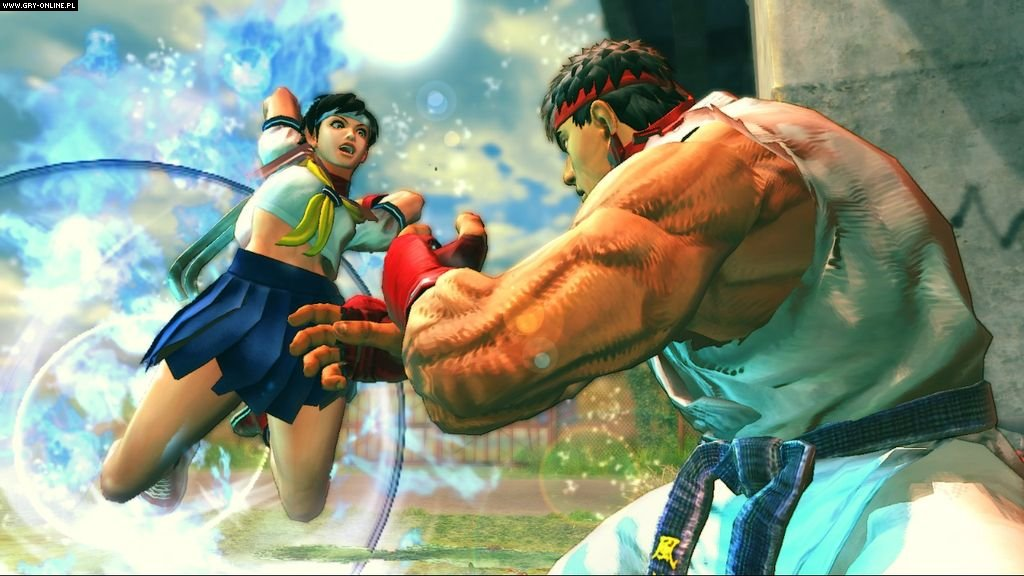 Street Fighter IV PS3 Gry Screen 46/234, Capcom