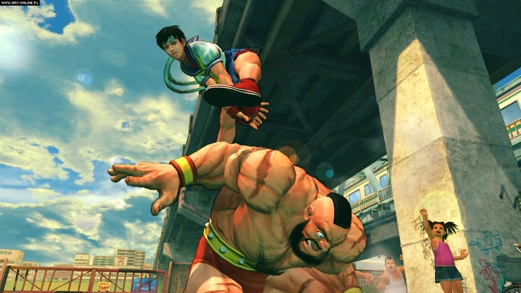 Street Fighter IV PS3 Gry Screen 45/234, Capcom