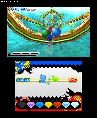 Sonic Generations 3DS Gry Screen 116/157, Sonic Team, SEGA