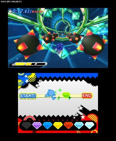 Sonic Generations 3DS Gry Screen 113/157, Sonic Team, SEGA