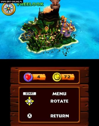 Donkey Kong Country Returns 3DS Gry Screen 4/53, Retro Studios, Nintendo