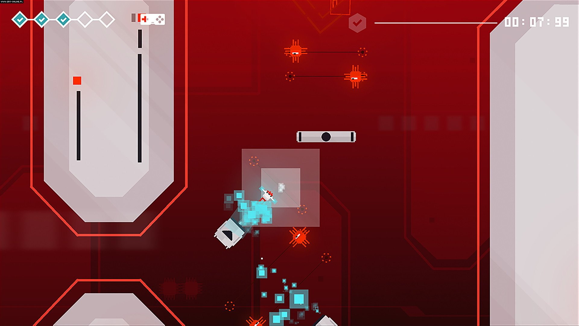 HoPiKo PC, PS4, XONE, AND, iOS Gry Screen 4/13, Laser Dog Games, Merge Games