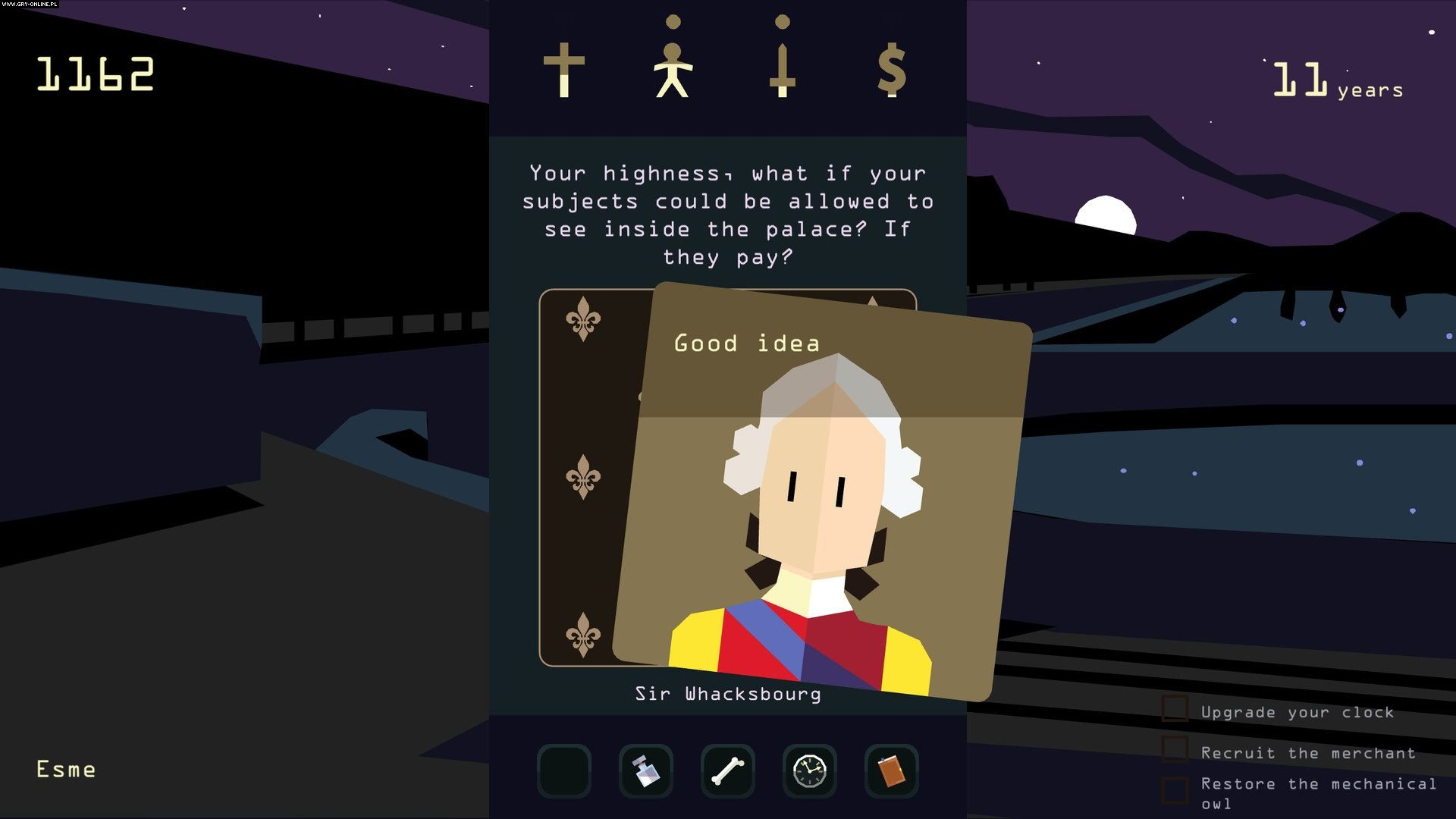 Reigns: Her Majesty PC, AND, iOS Gry Screen 1/8, Nerial, Devolver Digital