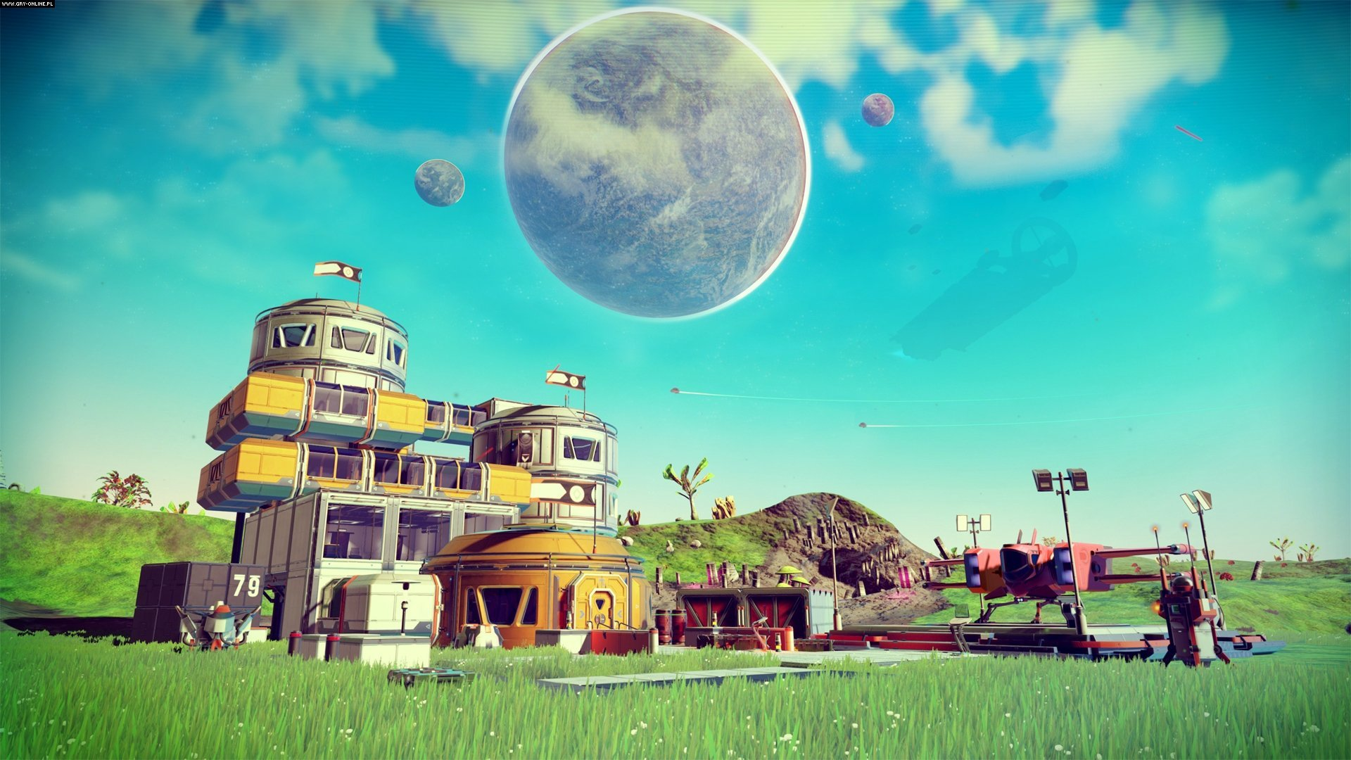 No Man's Sky PC, PS4 Games Image 4/35, Hello Games, Sony Interactive Entertainment