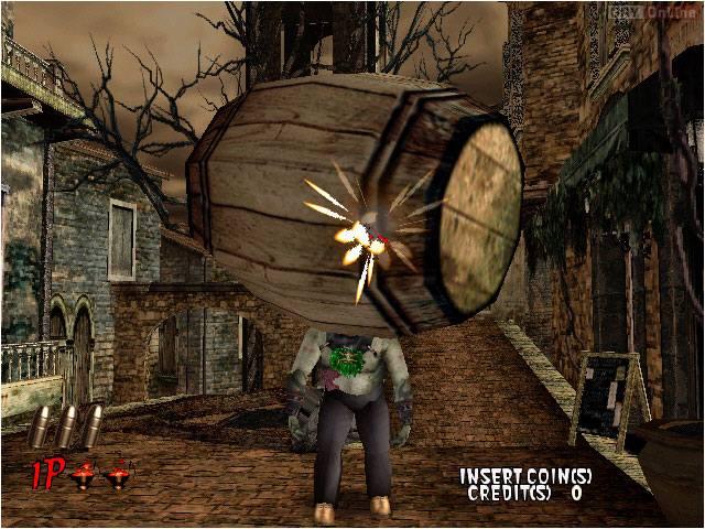 The House Of The Dead 2 Screenshots Gallery Screenshot 12 18