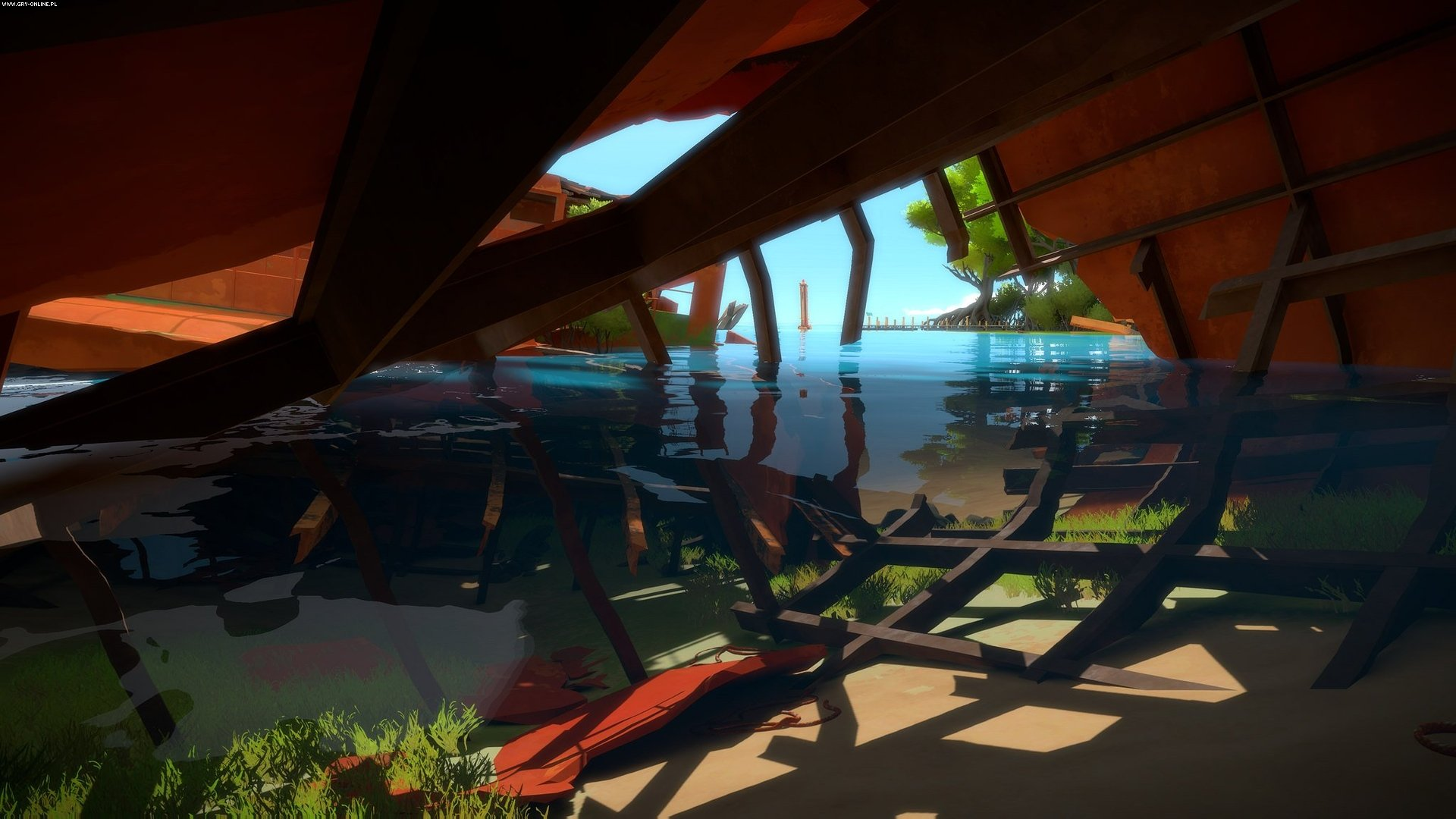 The Witness PC, PS3, PS4 Games Image 4/51, Thekla, Inc.